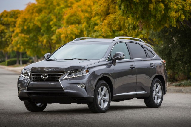 Used Lexus 350 Rx For Sale >> 2015 Lexus RX 350 Review, Ratings, Specs, Prices, and Photos - The Car Connection