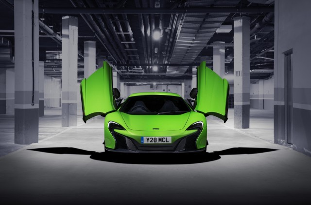 New And Used Mclaren 650s For Sale The Car Connection