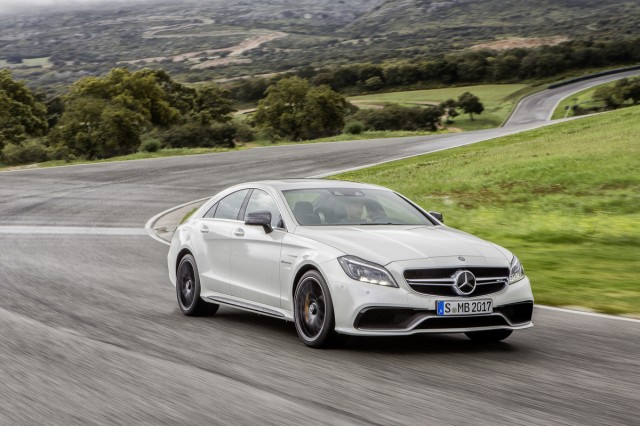Locate Mercedes Benz Cls Class Listings Near You