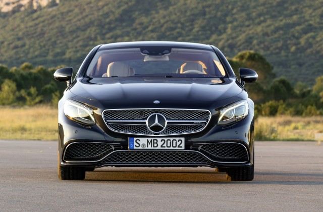 2015 mercedes benz s65 amg coupe revealed gallery 1 for Mercedes benz s65 amg 2015