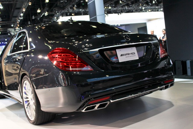 2015 mercedes benz s65 amg revealed video live photos gallery 1 motorauthority. Black Bedroom Furniture Sets. Home Design Ideas
