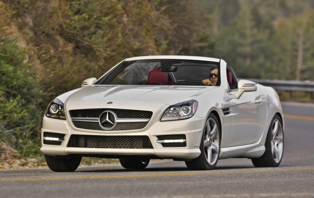 New and used mercedes benz slk class prices photos for Mercedes benz sports cars
