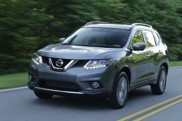 Nissan Rogue Transmission Recall >> New and Used Nissan Rogue: Prices, Photos, Reviews, Specs - The Car Connection