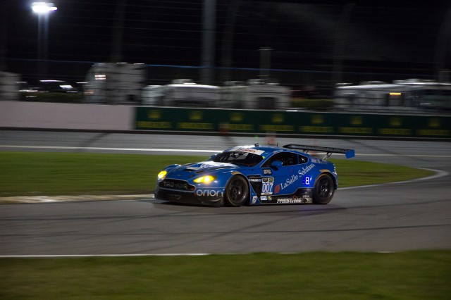 The 2015 Tudor United Sportscar Championship Rolex 24 At