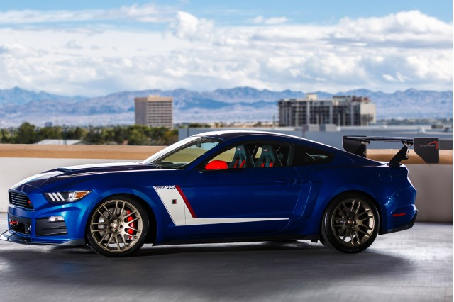 2015 roush stage 3 mustang trakpak 600hp pics. Black Bedroom Furniture Sets. Home Design Ideas