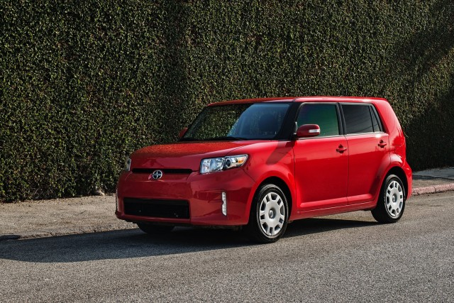 2015 Scion Xb Review Ratings Specs Prices And Photos
