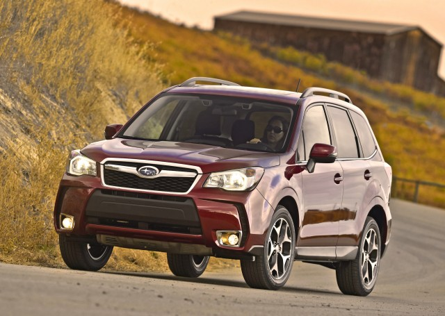 Subaru Forester News Photos Gallery