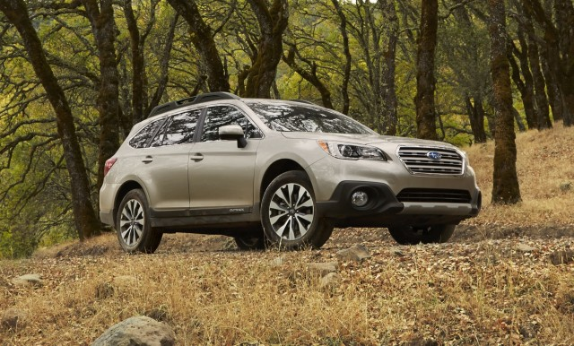 New And Used Subaru Outback For Sale The Car Connection