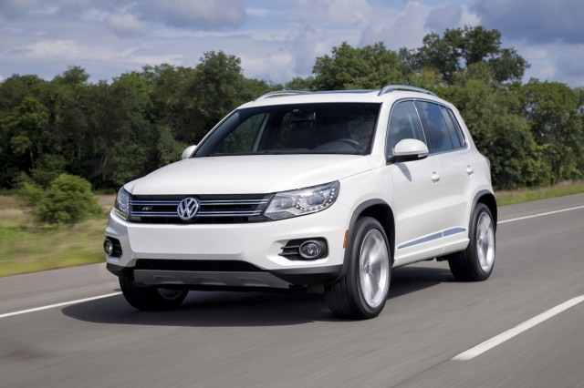 Best Residual Values, 2015 VW Tiguan, 2016 Mercedes-AMG GT: What's