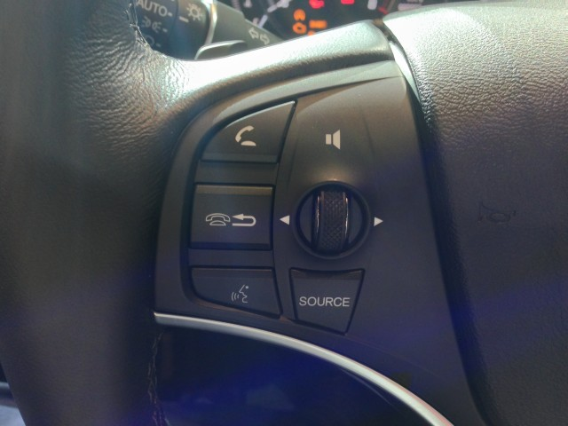 2016 Acura MDX Gets Nine-Speed Auto, Available Electronic Driver Aids
