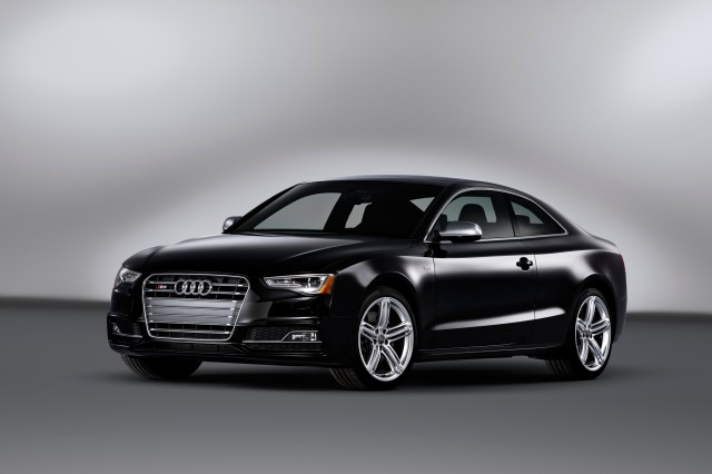 2016 audi s5 review ratings specs prices and photos the car connection. Black Bedroom Furniture Sets. Home Design Ideas
