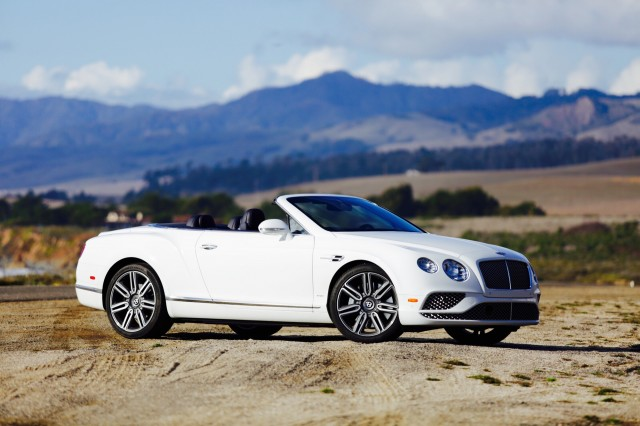 2016 Bentley Continental GT Convertible by Manuel Carrillo III