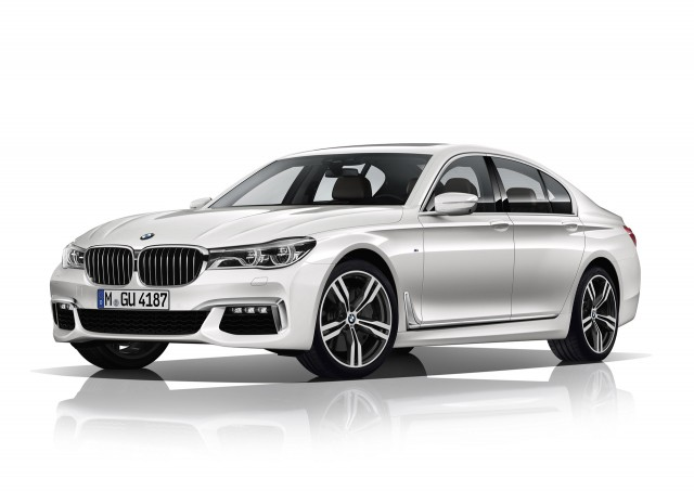 2016 bmw 7 series with m sport package. Black Bedroom Furniture Sets. Home Design Ideas