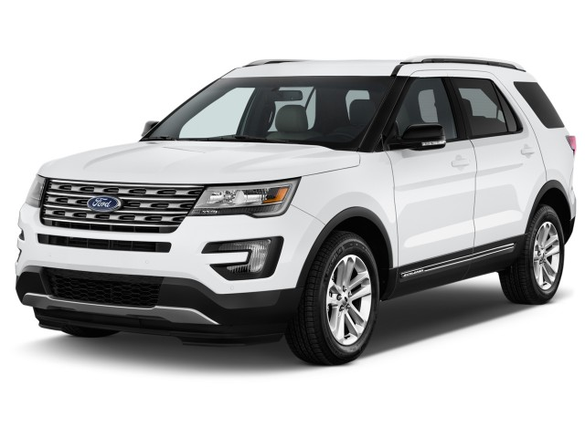 2016 ford explorer review ratings specs prices and photos the. Black Bedroom Furniture Sets. Home Design Ideas