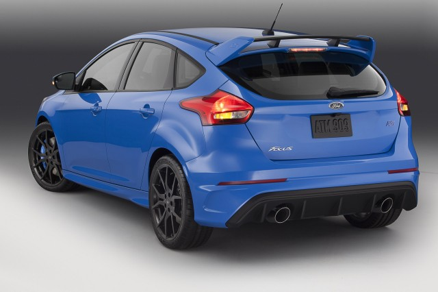 2016 ford focus rs u s specs availability confirmed live photos and video. Black Bedroom Furniture Sets. Home Design Ideas