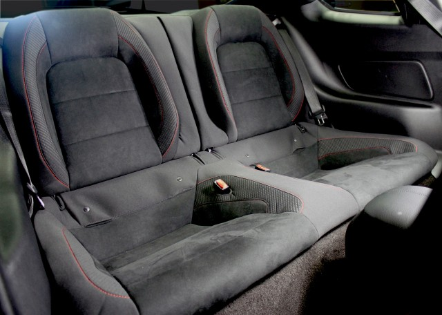Now You Can Add Rear Seats To Your Mustang Shelby Gt350r