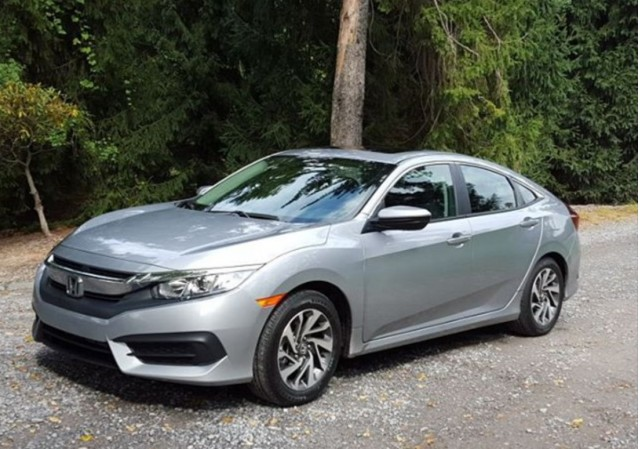 2016 Honda Civic First Drive Of New 35 Mpg Compact Sedan