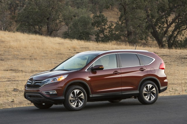 Will cheap gas soaring suv sales sink fuel economy goals for Honda cr v fuel economy