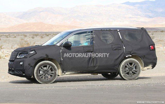 honda pilot spy shots gallery 1 motorauthority 2015 honda cr v spy