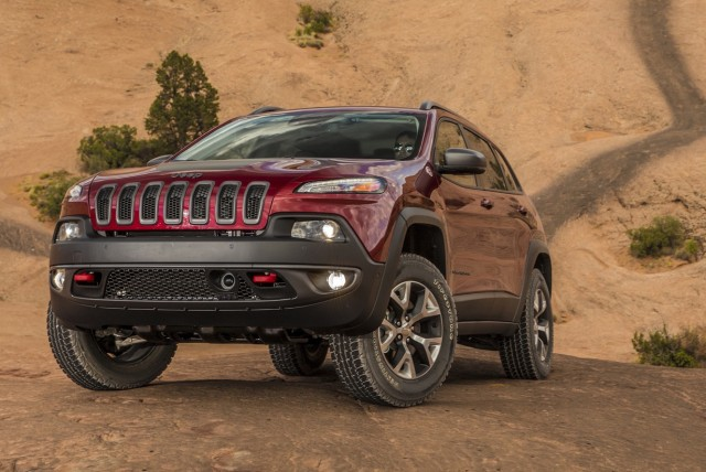Nearly 56K Jeeps recalled to fix water leak