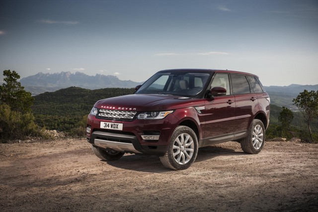 2016 land rover range rover sport review ratings specs prices and. Black Bedroom Furniture Sets. Home Design Ideas