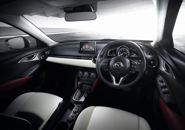 2016 Mazda CX-3 Gets Only A Diesel Engine In Japan ...