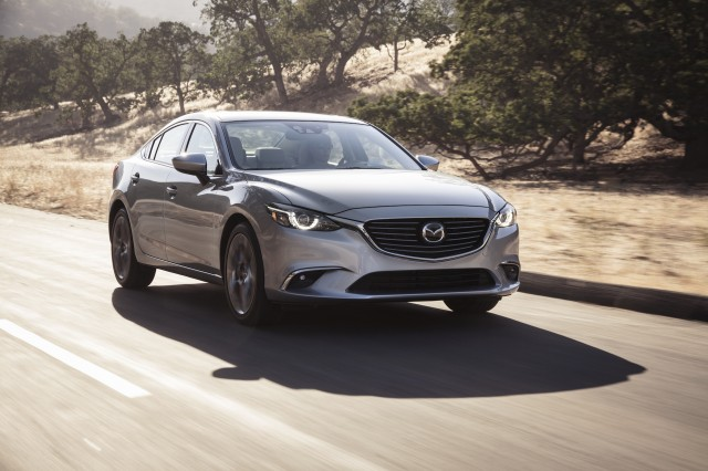 2016 Mazda 6 And CX5 Receive Some Updates, Gallery 1  MotorAuthority