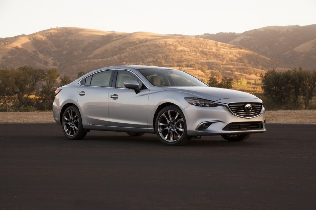 Mazda 6 Diesel Sedan Still Planned, But More Oomph Needed, Company
