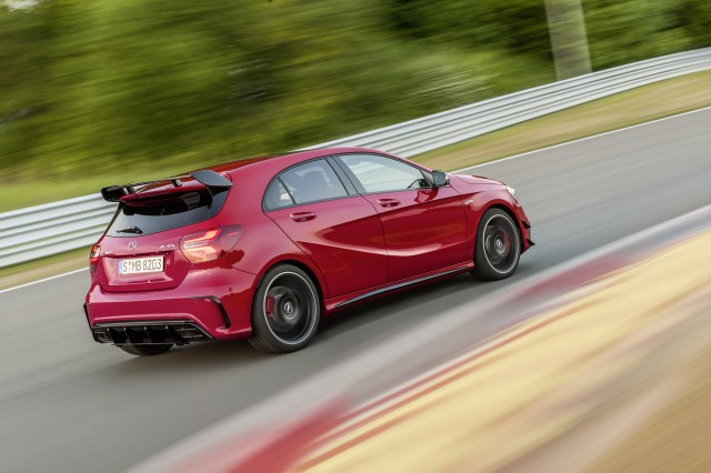 2016 Mercedes-AMG A45 4Matic