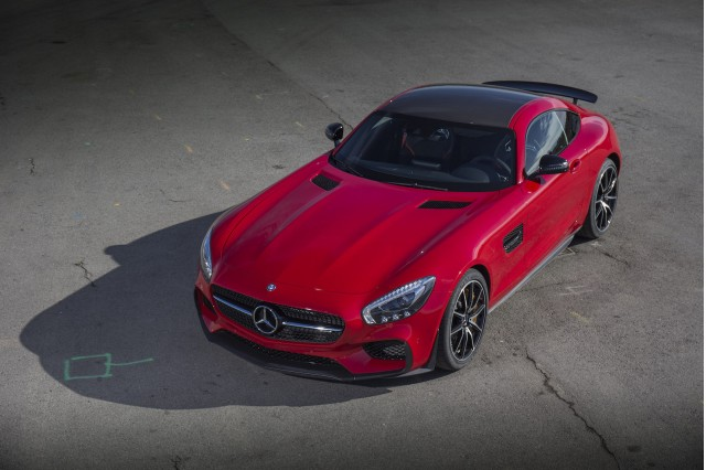 Mercedes-AMG GT3 Race Car And New One-Make Series Announced