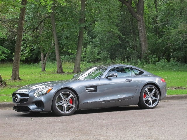 New and used mercedes benz amg gt for sale in chicago il for Used mercedes benz amg gt for sale