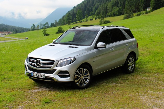 2016 mercedes benz gle550e plug in hybrid. Black Bedroom Furniture Sets. Home Design Ideas