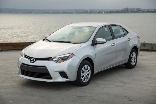 2016 toyota corolla review ratings specs prices and photos the car connection. Black Bedroom Furniture Sets. Home Design Ideas