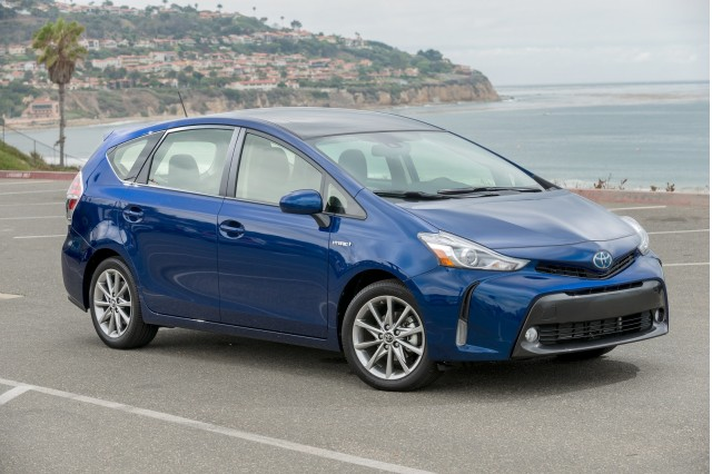 new and used toyota prius v for sale the car connection. Black Bedroom Furniture Sets. Home Design Ideas