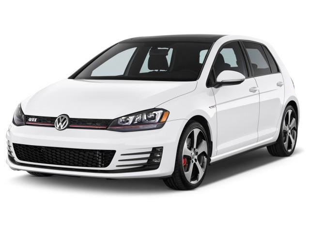 2016 volkswagen golf gti vw pictures photos gallery motorauthority. Black Bedroom Furniture Sets. Home Design Ideas