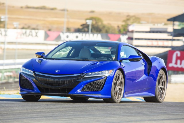 ... Chevrolet Camaro, 2017 Acura NSX: What's New @ The Car Connection