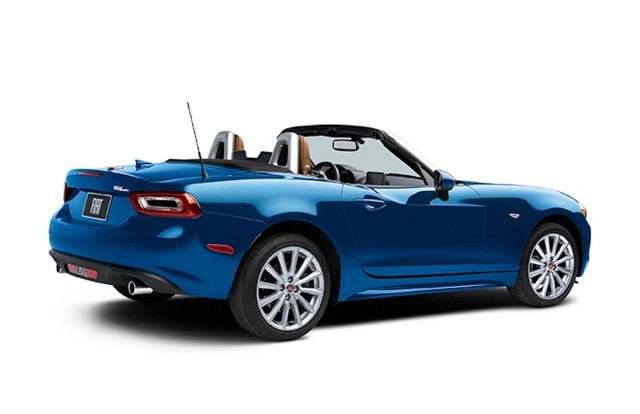 2017 Fiat 124 Spider For Sale The Car Connection