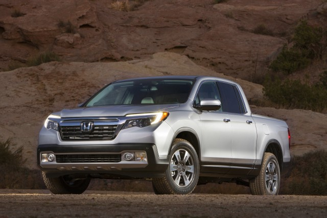 Honda's new Ridgeline Pickup takes aim at Ford and GM