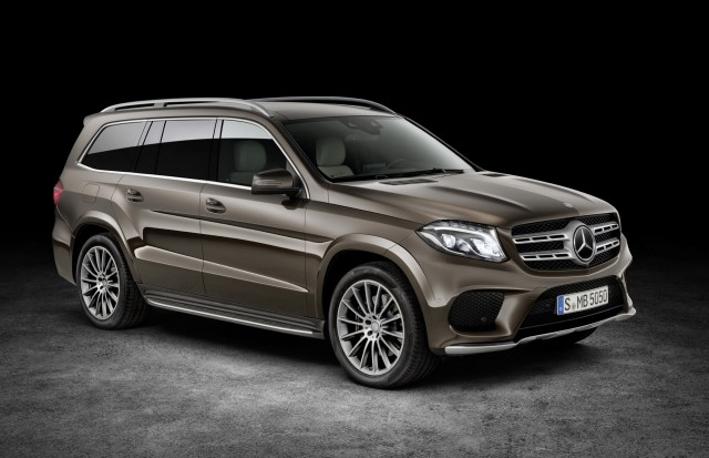 Mercedes benz gl class phased out with arrival of 2017 gls for 2017 mercedes benz gls class