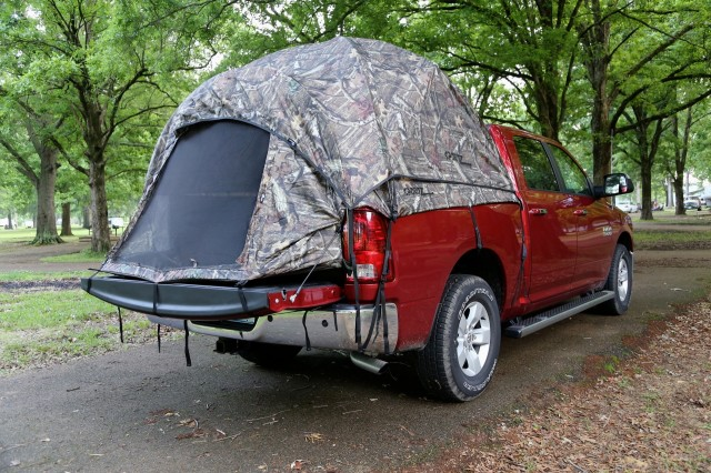 4 Best Truck Tents For Your Fall Weekend Escape