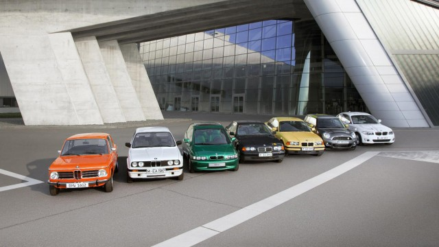 40 Years of BMW Electrics- From the 1602 to the i3