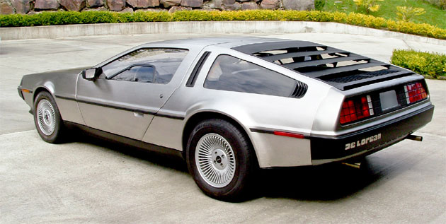 The legend of DeLorean's rise and fall in the auto industry will hit the silver screen with the family's blessing
