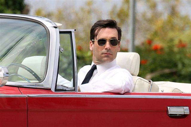 1964 Chrysler Imperial Convertible Driven By Jon Hamm In