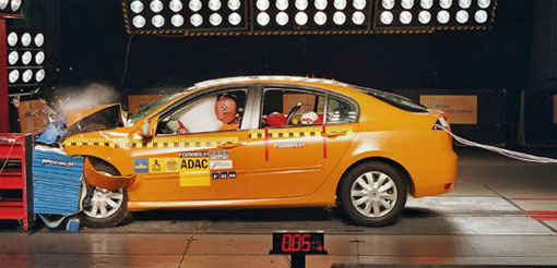 Top Crash Test Rated Cars
