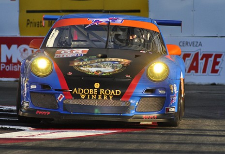 All ALMS' GTC-category cars use E85 Photo: Anne Proffit