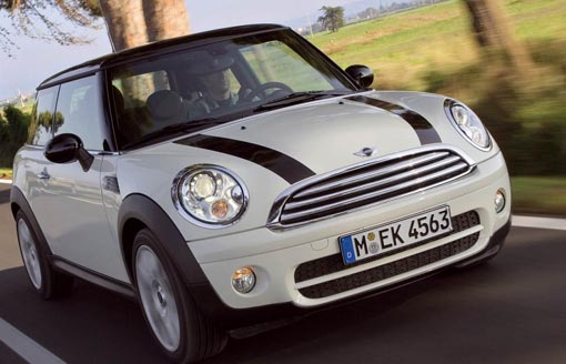All-lithium electric Mini Cooper enters production