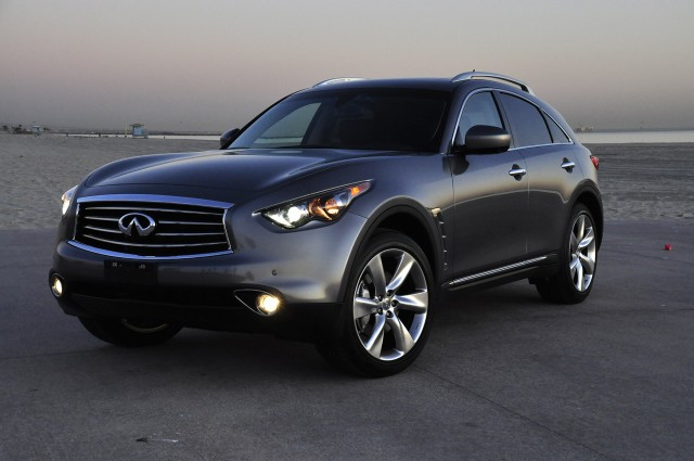 What To Do With The 2012 Infiniti Fx50s Awd