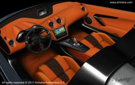 Arrinera Automotive Supercar