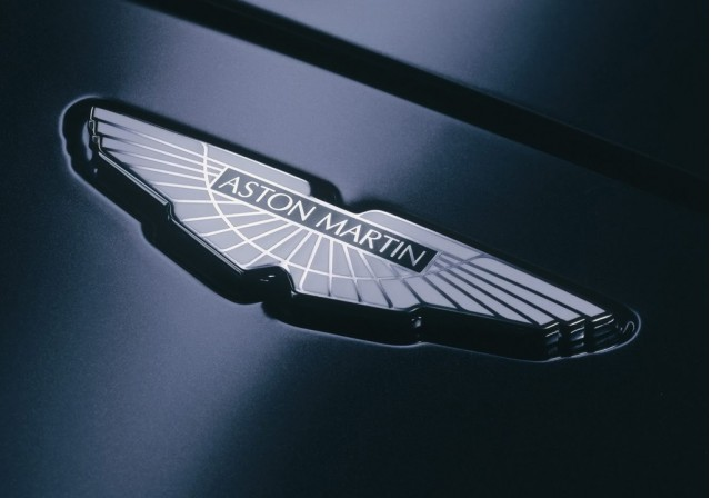 Aston Martin badge