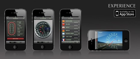 Aston Martin Experience iPhone app